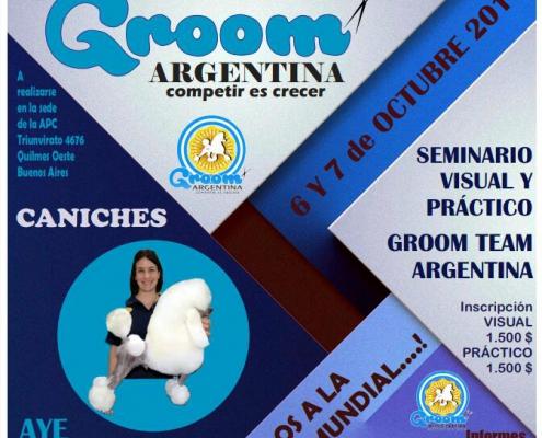 Groom Argentina 2019