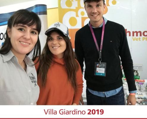 Villa Giardino 2019
